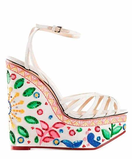 f5893a122 ... sapatos mais caros do mundo. Charlotte-Olympia