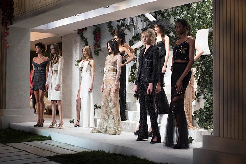 La Perla no New York Fashion Week