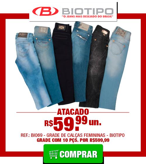 Roberts Jeans Biotipo