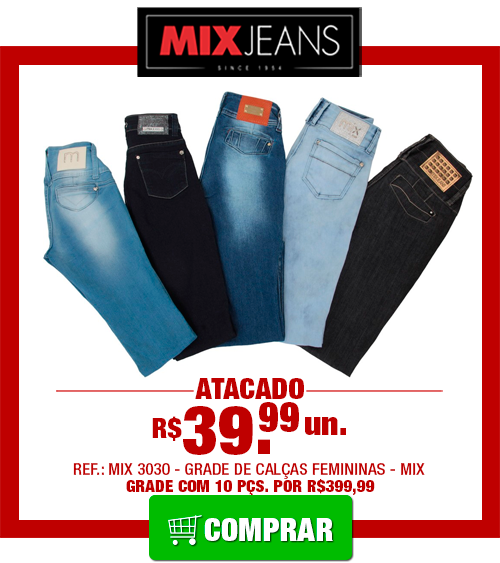 Mix Jeans na Roberts Jeans