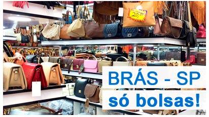 Bolsas baratas, onde comprar no Brás