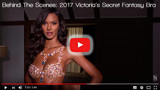 O sutiã de 2 milhões de dólares daVictoria's Secrets.