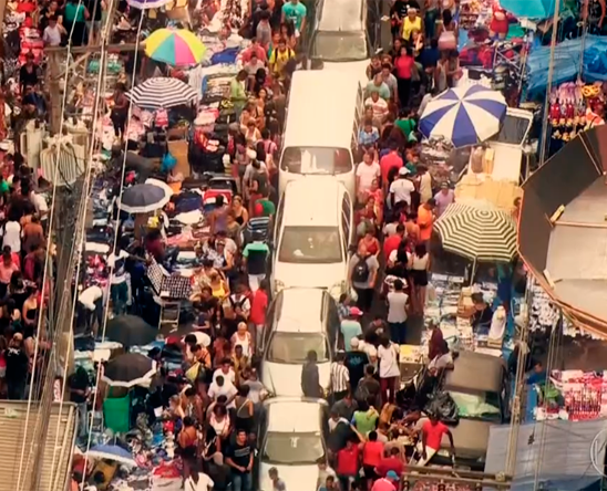 O Brás é tema dereportagem do programa Fantástico da Globo