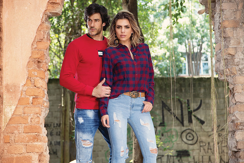 Crocker Jeans Inverno 2019