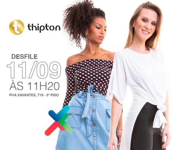 A Moda Feminina Thipton se destaca pela unicidade, estilo e inovação sempre zelando pela mulher que vestimos.