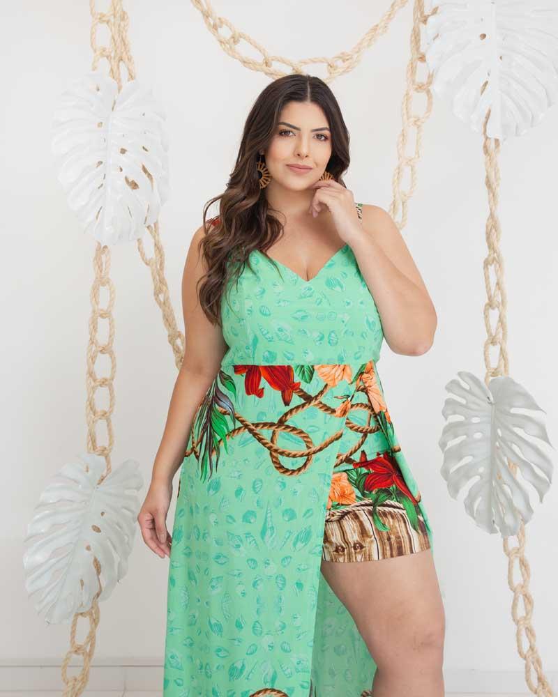 Moda Plus Size coleção Primavera Verão 2020 Join Curves