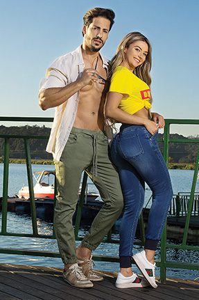 Crocker Jeans é moda feminina, masculina e infanto juvenil no atacado.