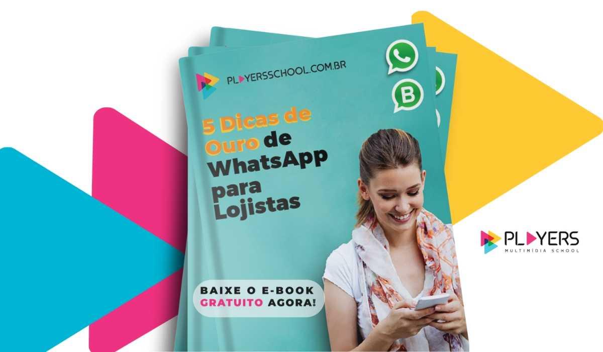 Webinar de WhatsApp Business para Lojistas de todos Brasil