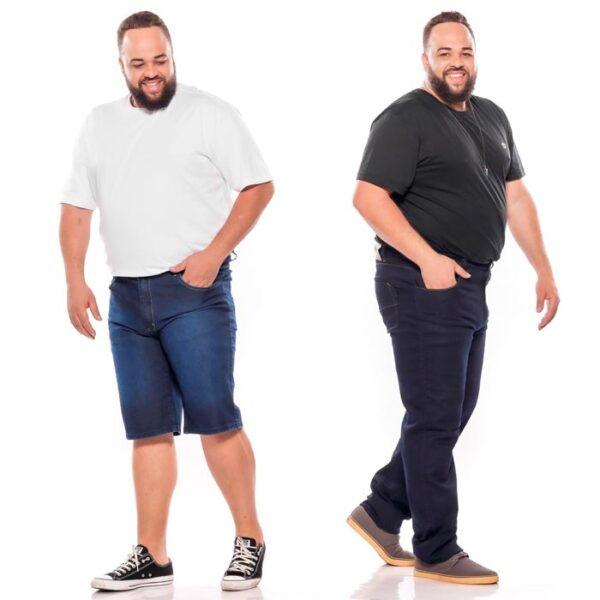 Plus Size masculino